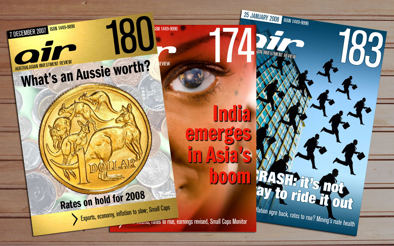 Australian Investment Review