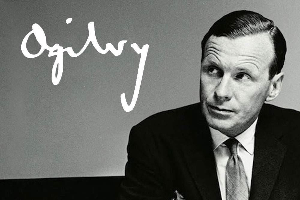 David Ogilvy's 10 Writing Tips
